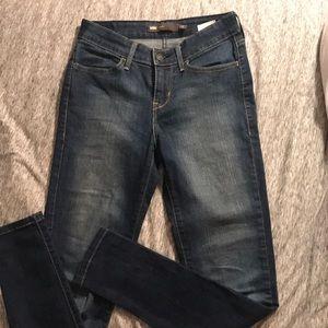 Levi's jean legging